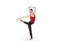 Dança contemporânea Imagem de Stock