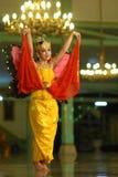 Dança da borboleta fotos de stock