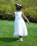 Dança da menina Fotos de Stock Royalty Free