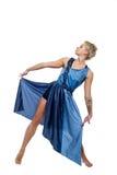 Dança da menina Foto de Stock