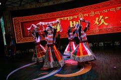 Dança da minoria, 2013 WCIF Imagem de Stock