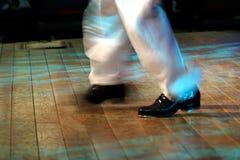 Dança da noite Imagem de Stock