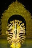 Dança de Avalokitesvara imagens de stock