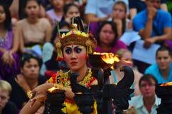Dança de Kencak Imagem de Stock Royalty Free