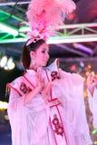 Dança de Ladyboy Imagem de Stock