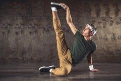 Dança de ruptura foto de stock royalty free