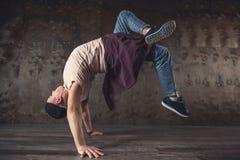 Dança de ruptura fotos de stock