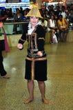 Dança de Sumazau Fotos de Stock Royalty Free