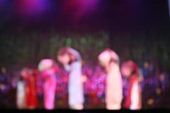 Dança de Vietnam Imagem de Stock