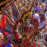 Dança do carnaval Imagem de Stock