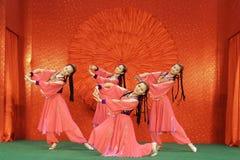 Dança 3 do chinês fotos de stock