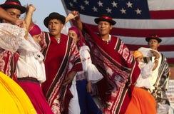 Dança do Latino imagem de stock royalty free