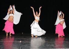 Dança do ventre Fotos de Stock