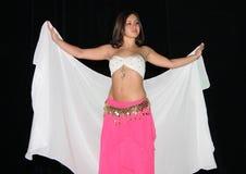 Dança do ventre Imagem de Stock Royalty Free