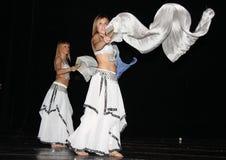 Dança do ventre imagens de stock royalty free