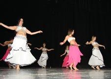 Dança do ventre fotos de stock royalty free