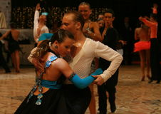 A dança domina 2009 (4) Imagens de Stock