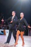 A dança domina 2011 Imagens de Stock
