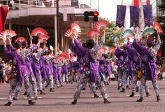 Dança dos pardais Imagem de Stock