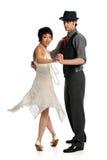 Dança dos pares Fotos de Stock