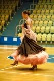 Dança dos pares Imagem de Stock Royalty Free