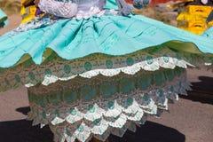 Dança dos Peruvian Fotos de Stock Royalty Free