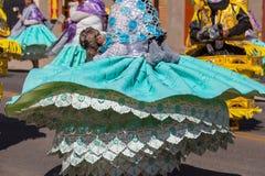Dança dos Peruvian Imagem de Stock