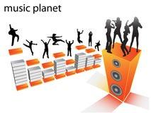 Dança dos povos Imagem de Stock Royalty Free