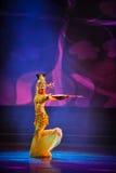 Dança feericamente fotografia de stock royalty free
