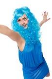 Dança feliz fotos de stock royalty free