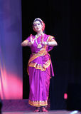 Dança indiana fotografia de stock royalty free