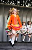 Dança irlandesa. Imagens de Stock Royalty Free