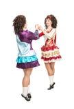 Dança irlandesa Fotos de Stock