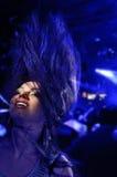 Dança no clube Foto de Stock