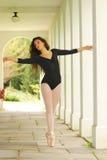 Dança no corredor fotos de stock royalty free