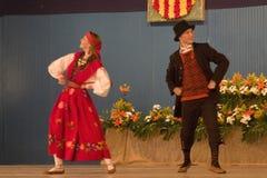 Dança no ² s de Cantonigrà Imagem de Stock