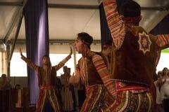 Dança no ² s de Cantonigrà Fotografia de Stock Royalty Free