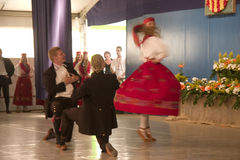 Dança no ² s de Cantonigrà Foto de Stock Royalty Free