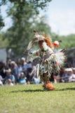 Dança nova do nativo americano Imagem de Stock