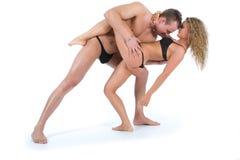 Dança nova dos pares Imagens de Stock