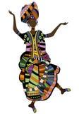 Dança popular Imagem de Stock
