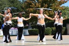 Dança popular foto de stock royalty free