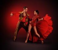 Dança quente Fotos de Stock
