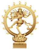 Dança Shiva Imagem de Stock Royalty Free