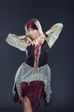 Dança tradicional fotos de stock