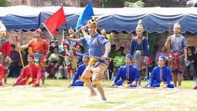 Dança tradicional de tailandês vídeos de arquivo