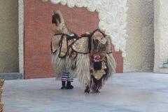 Dança tradicional do barong Imagem de Stock