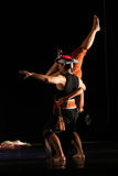 Dança tradicional original Imagem de Stock