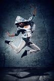 Dança urbana fotografia de stock royalty free