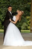 Dança Wedding imagens de stock